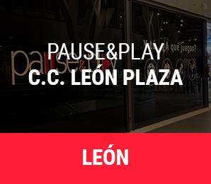 Pause&Play C.C. León Plaza