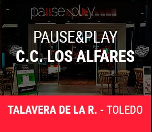 Pause&Play C.C. Los Alfares