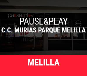 Pause&Play C.C. Parque Melilla