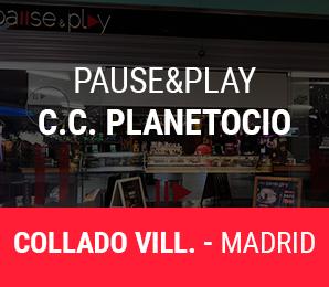 Pause&Play C.C. Planetocio