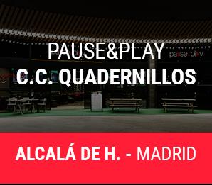 Pause&Play C.C. Quadernillos