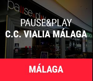 Pause&Play C.C. Vialia Málaga