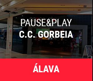 Pause&Play C.C. Gorbeia