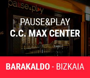 Pause&Play C.C. Max Center