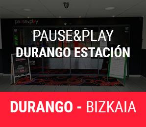 Pause&Play Durango Estación