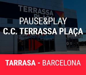 Pause&Play C.C. Terrassa Plaça
